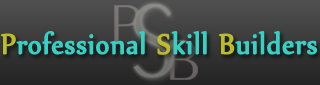 Professional Skill Builders - Executive training and coaching